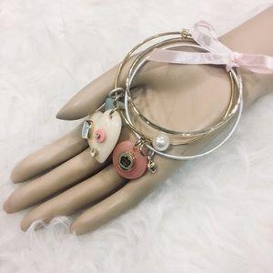 Jewelry - Triple The Charm Trio Bracelets